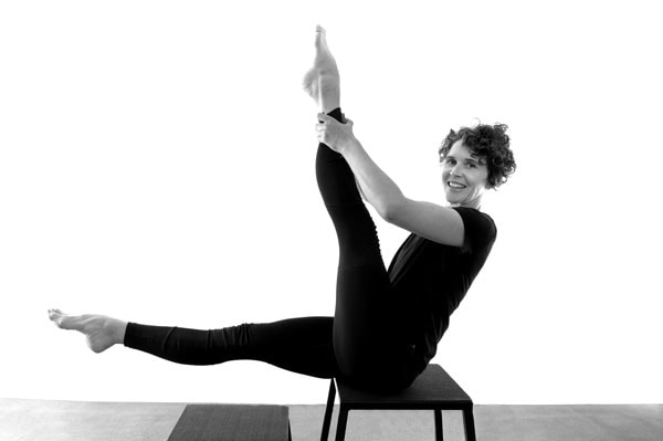 Fiona Cameron Armature Pilates Instructor Picture
