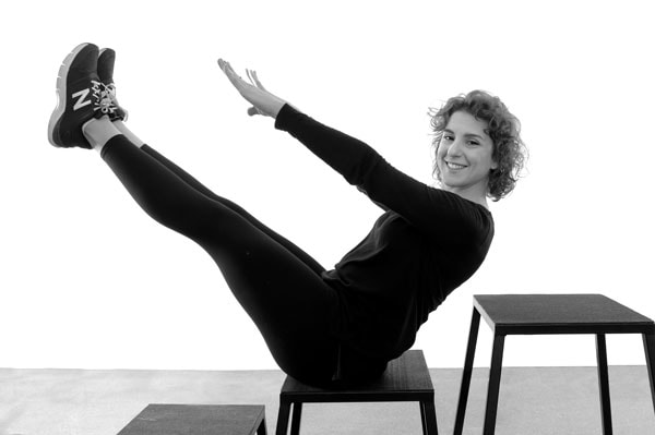 Kate Palella Armature Pilates Instructor Picture