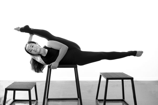 Shannon Prickett Armature Pilates Instructor Picture
