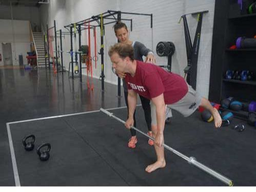 Better movement is learnt in Mobility classes at Armature Strength Studio