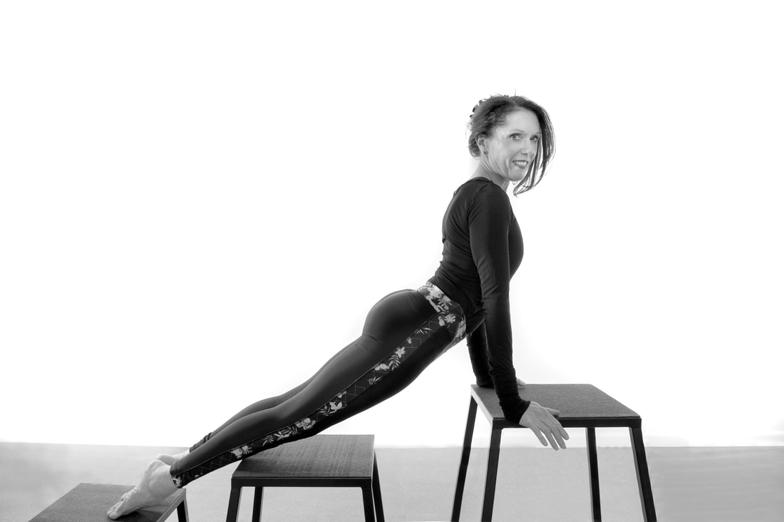 Sarah Grimshaw Armature Pilates Instructor Picture
